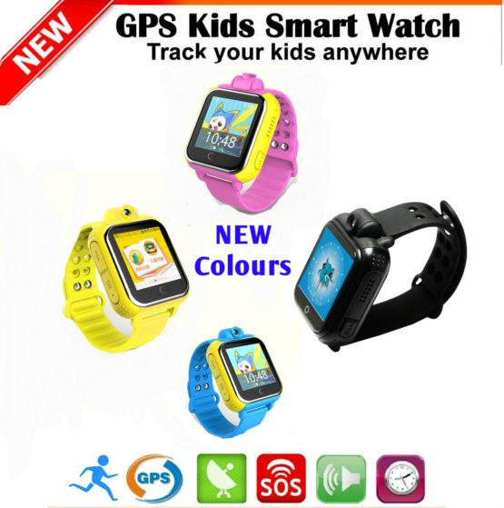 (3G) GPS Phone Watch (Q730)