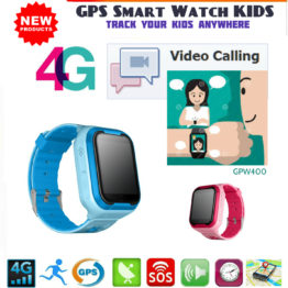 (4G) GPS Phone Watch Q420 - Video Call