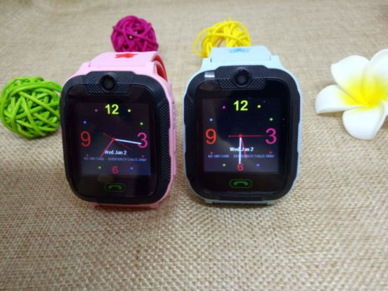 (3G) GPS Phone Watch (Q738)