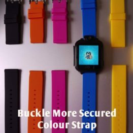 Strap / Watchband for 3G GPS Watch (Q730 / Q420)