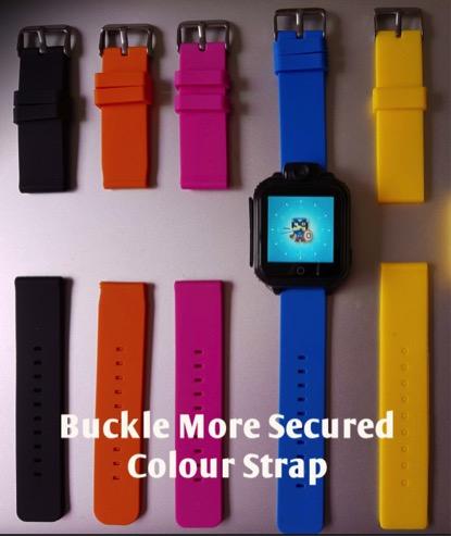 Strap / Watchband for 3G GPS Watch (Q730 / Q420)