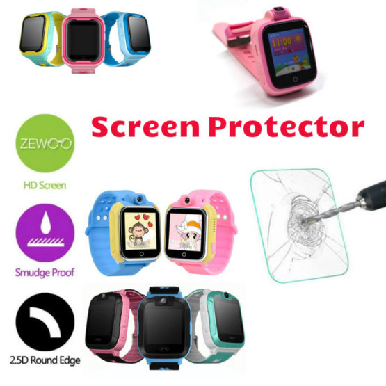 Screen Protector - GPS Watch
